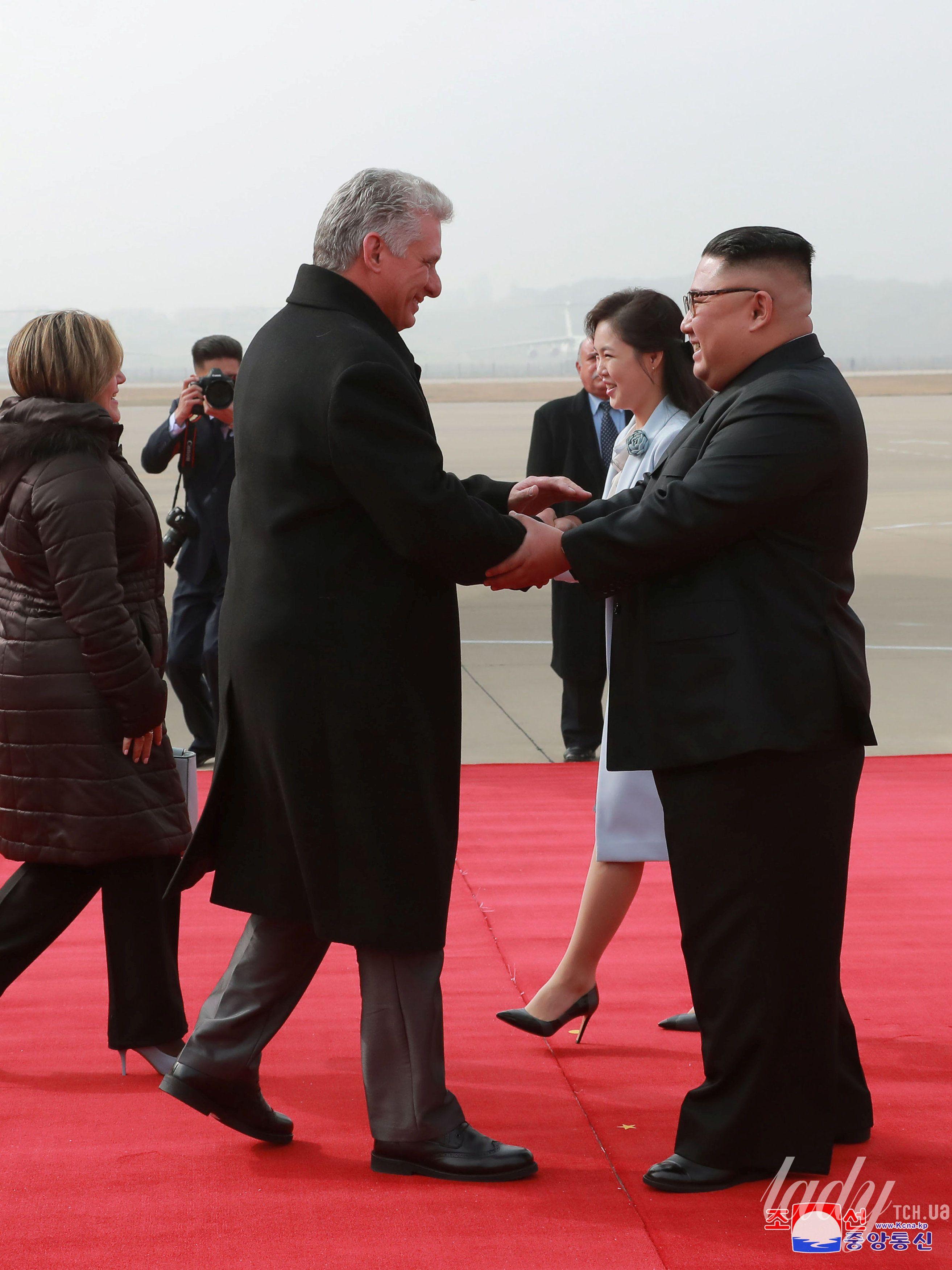 Жена президента Северной Кореи_3
