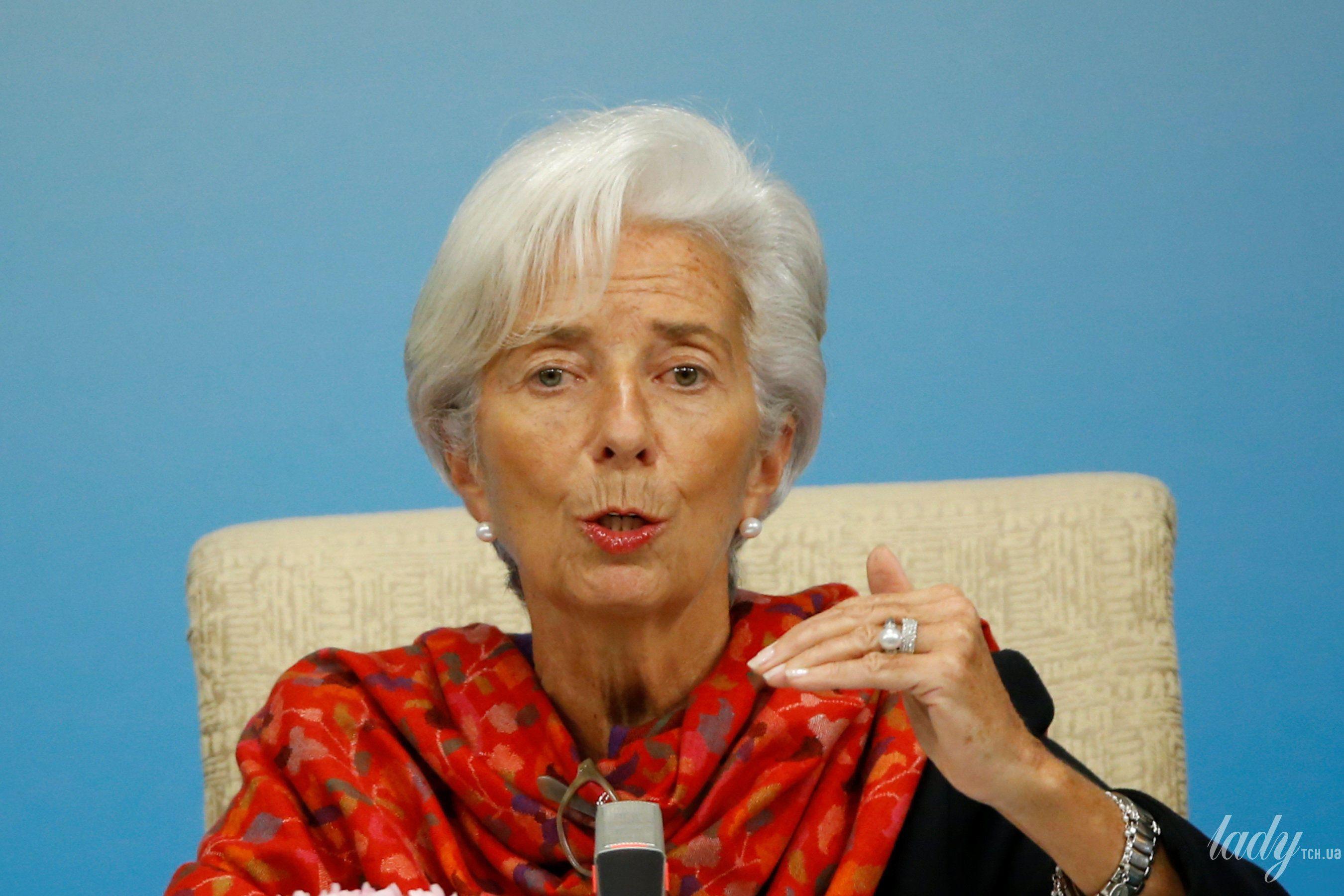 Глава Международного валютного фонда Кристин Лагард_3