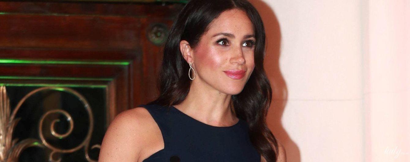 І все одно красива: герцогиня Сассекська одягла на вечірній прийом стару сукню