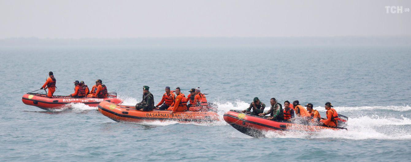 В Индонезии завершился поиск тел погибших в результате авиакатастрофы Lion Air