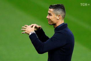 Роналду поставив себе та Мессі на вершину світового футболу