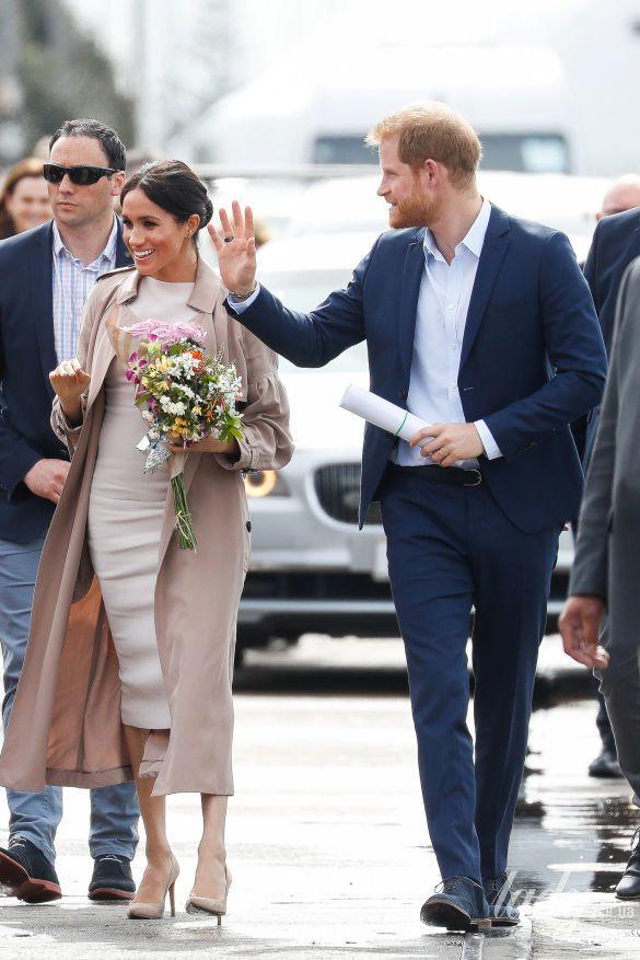 Герцогиня Меган и принц Гарри_41