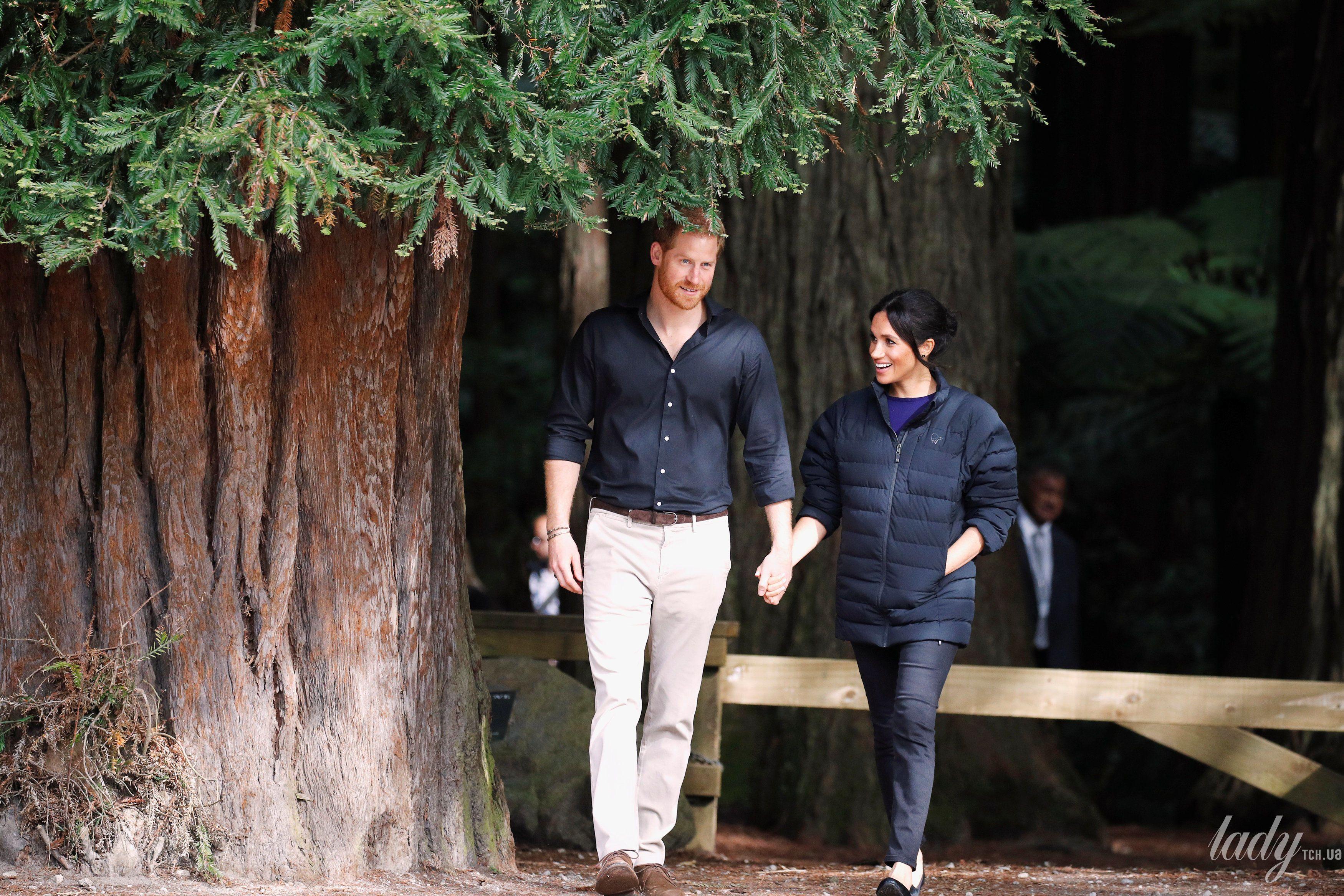 Герцогиня Меган и принц Гарри_46
