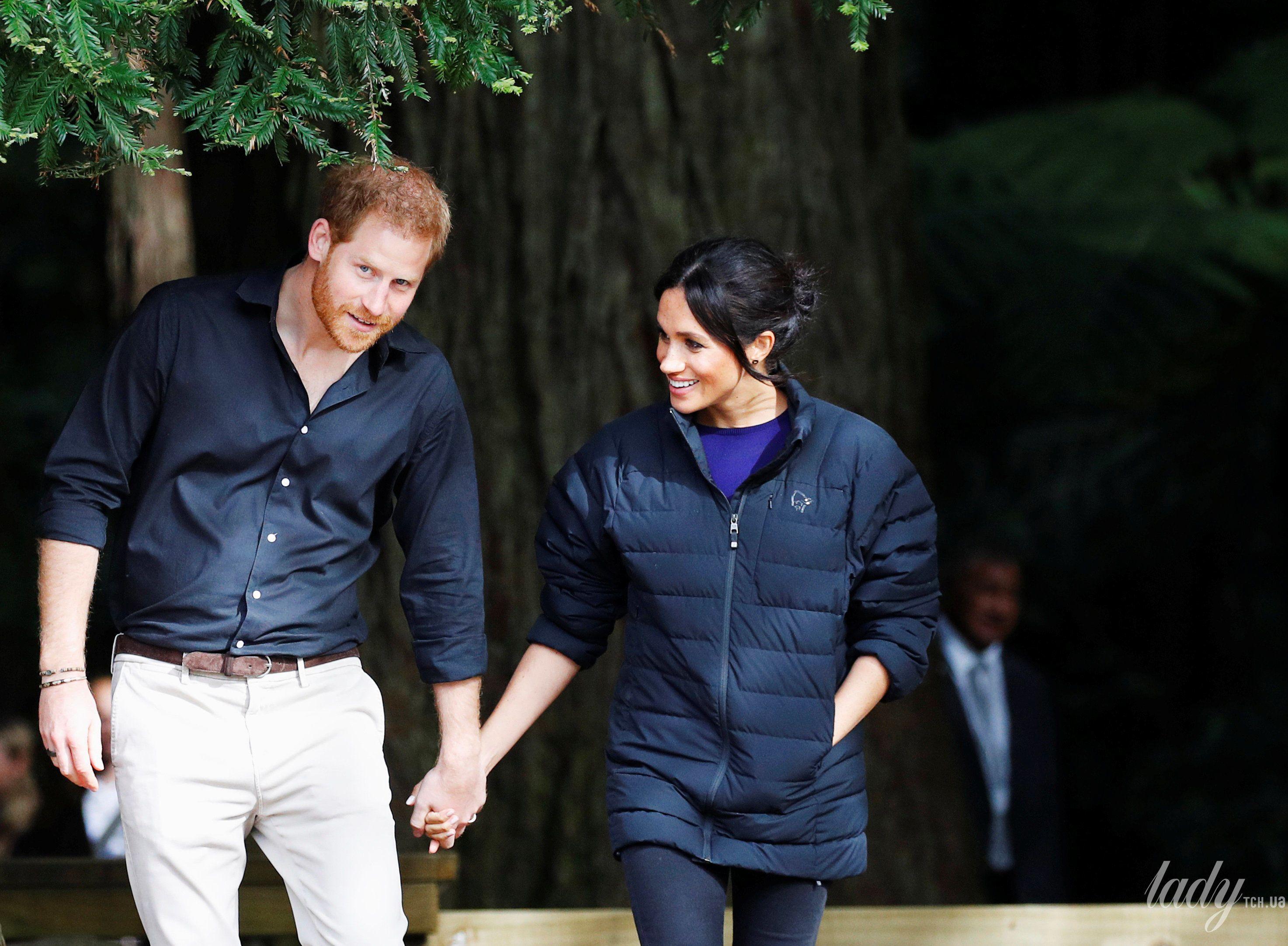 Герцогиня Меган и принц Гарри_51