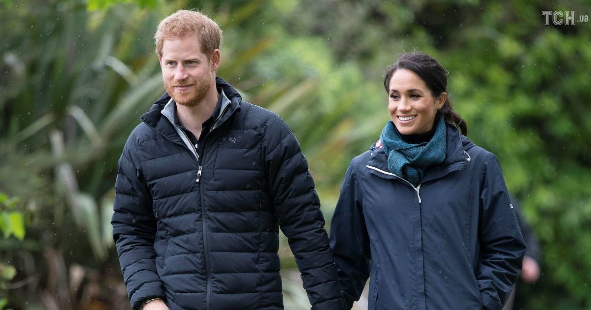 Принц Гарри и Меган Маркл переезжают из Кенсингтонского дворца