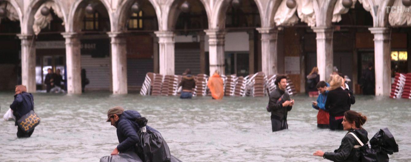 Из-за сильного наводнения на Сицилии погибли 12 человек