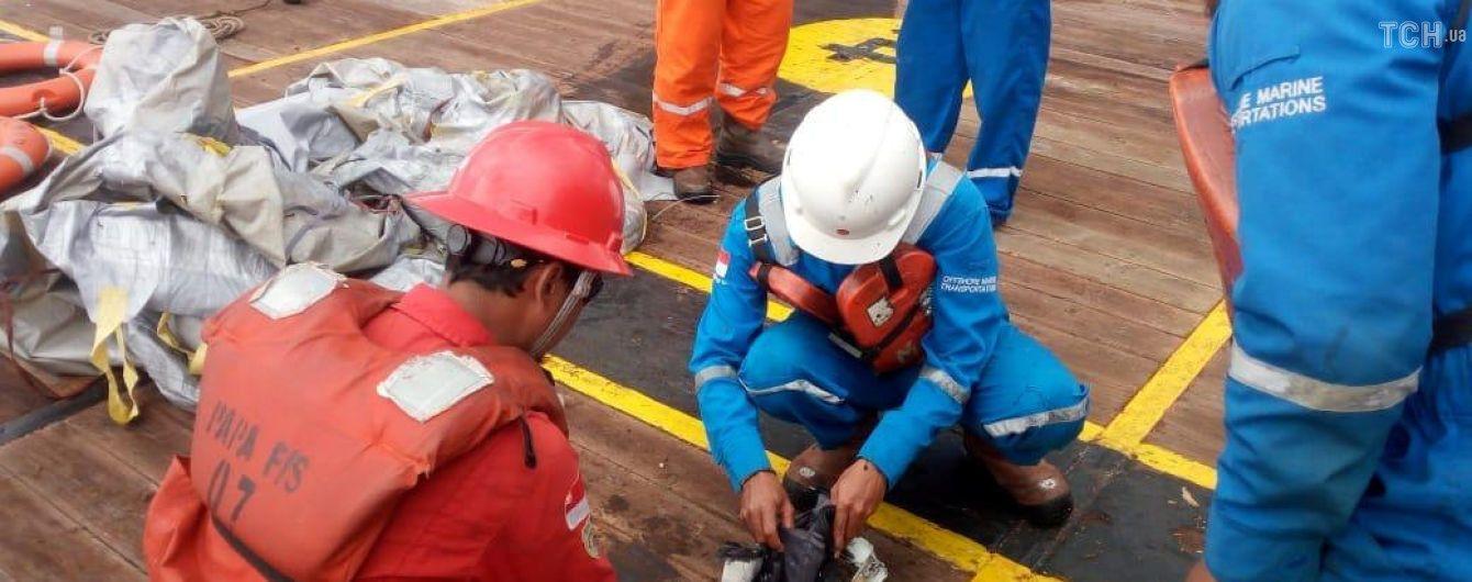 В Індонезії розкрили подробиці авіакатастрофи Boeing 737