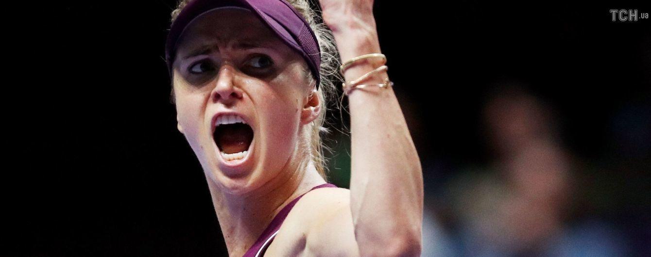 Українські тенісистки встановили надзвичайне досягнення на турнірах WTA