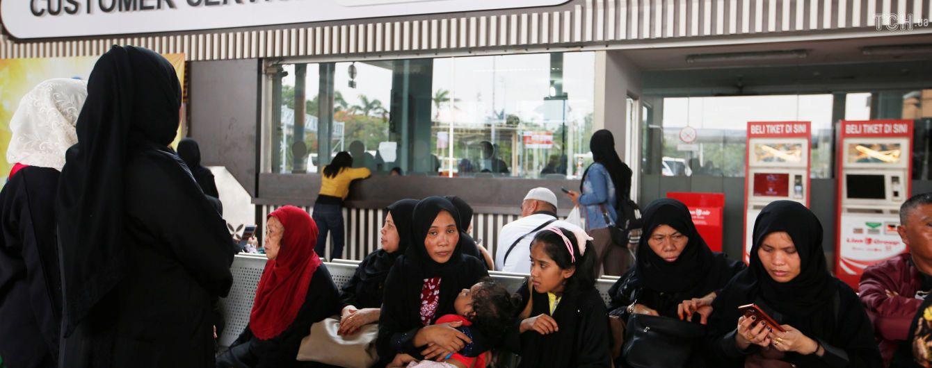 Пасажир Boeing 737 надіслав своїй дружині відео за півгодини до авіакатастрофи в Індонезії