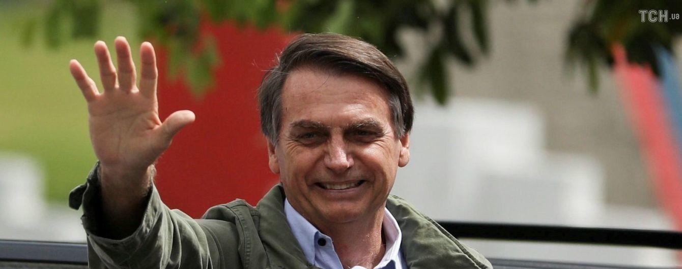 """Ультраправий """"Трамп"""" та екс-десантник: стало відомо, хто став новим президентом Бразилії"""