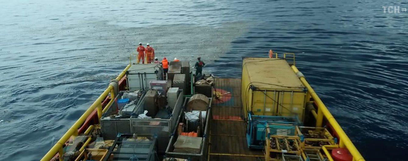 В Индонезии во время поиска обломков самолета Lion Air погиб водолаз