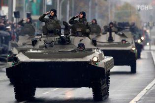 В Чехии прошел крупнейший со времен падения коммунистического режима военный парад