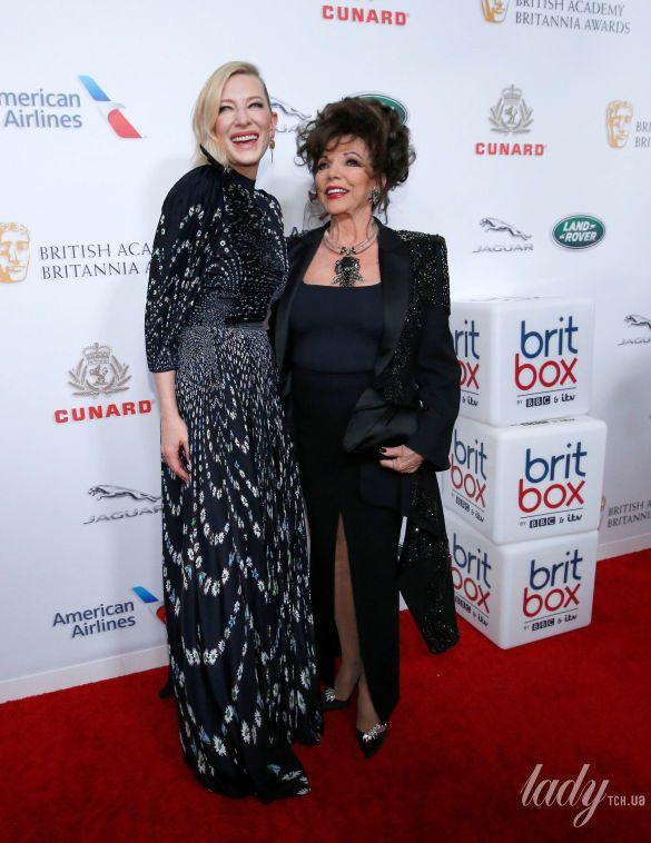 Церемония вручения наград Britannia Awards - 2018_9