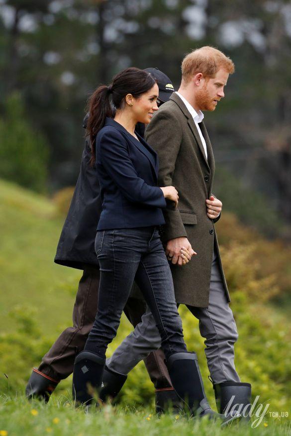 Герцогиня Меган и принц Гарри_4