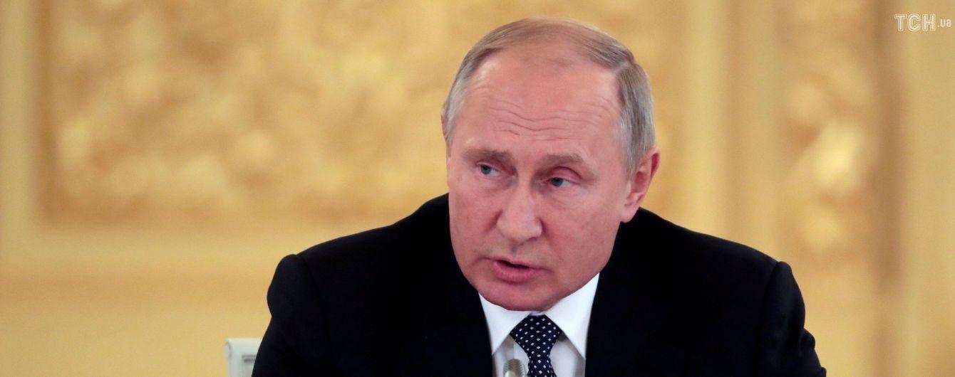 """Путин назвал получение автокефалии Украиной """"разрушением цивилизационных ценностей"""""""