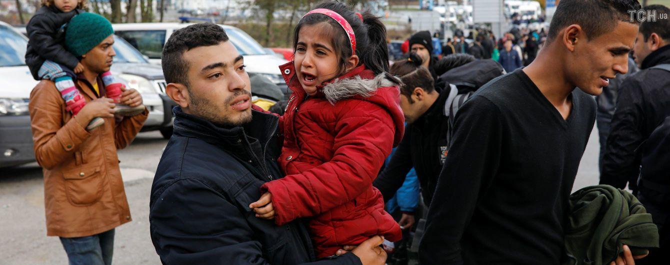 Мігрантська криза: скільки біженців втекло до Європейського союзу у 2018 році. Інфографіка