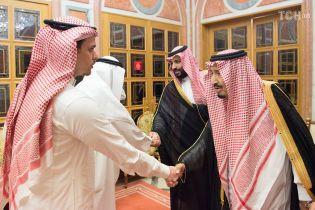 Король и наследственный принц Саудовской Аравии встретились с членами семьи журналиста Хашогги