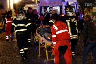 Авария эскалатора в римском метро. Количество пострадавших возросло до тридцати