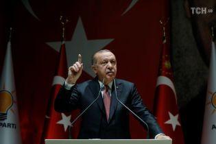 Нам нічого робити в Манбіджі, якщо там немає курдів – Ердоган про військову операцію в Сирії