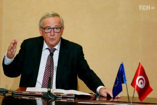 """Юнкер звинуватив ЄС у """"жахливому лицемірстві"""" щодо захисту кордонів"""