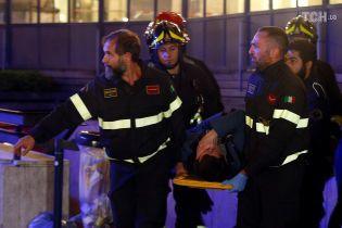 В римском метро произошла авария эскалатора с российскими болельщиками: одному оторвало ногу