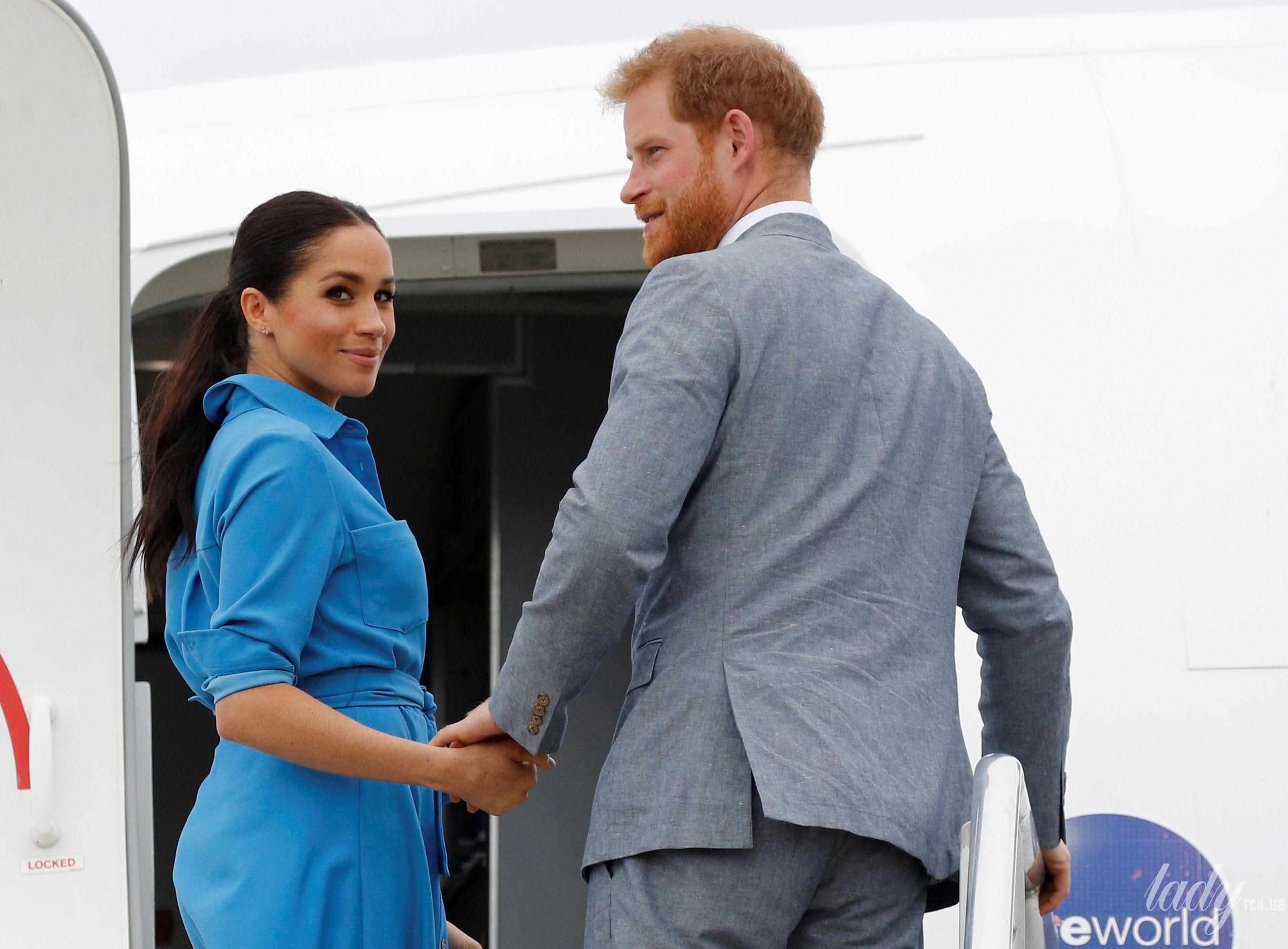 Герцогиня Меган и принц Гарри_32