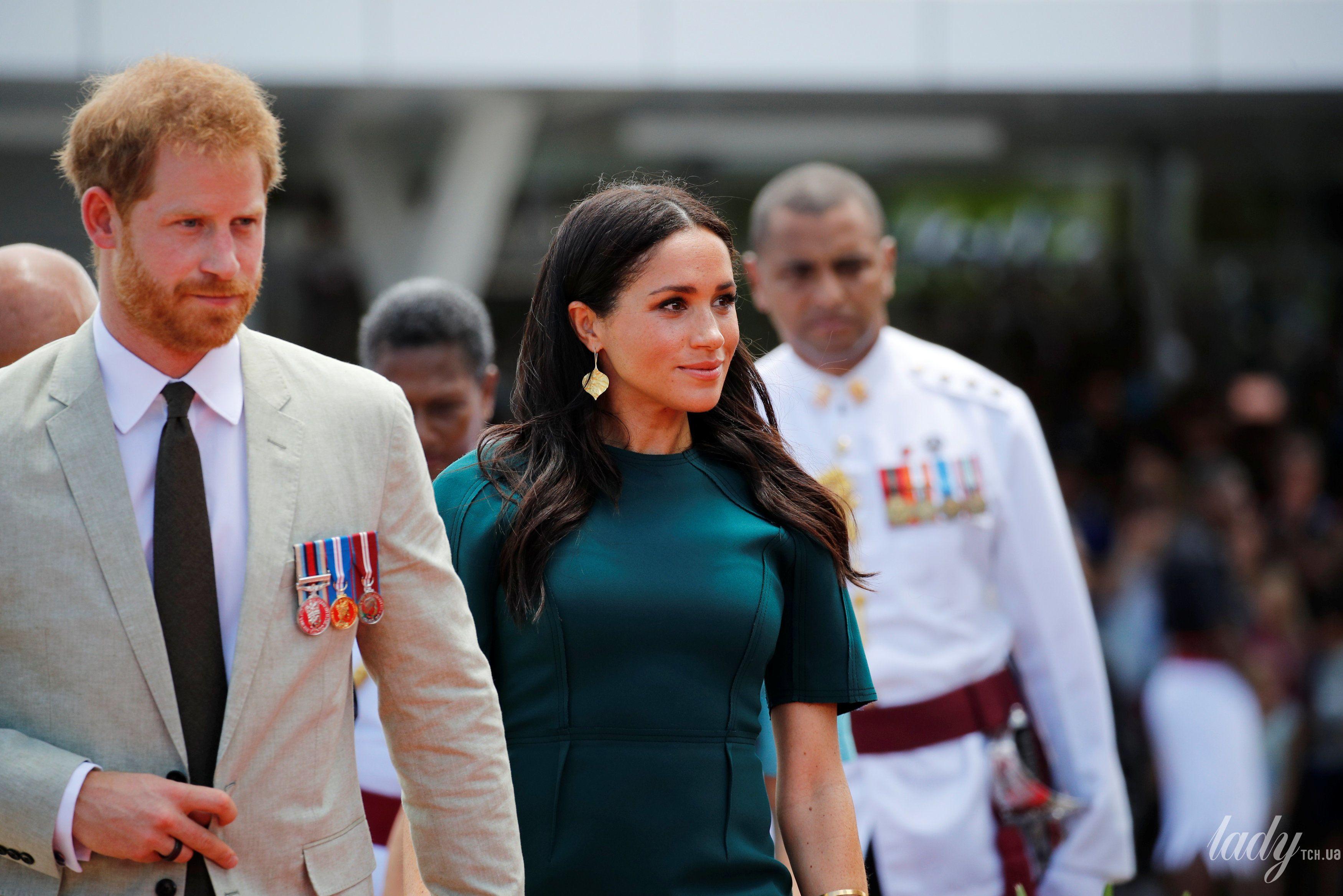 Герцогиня Меган и принц Гарри_2