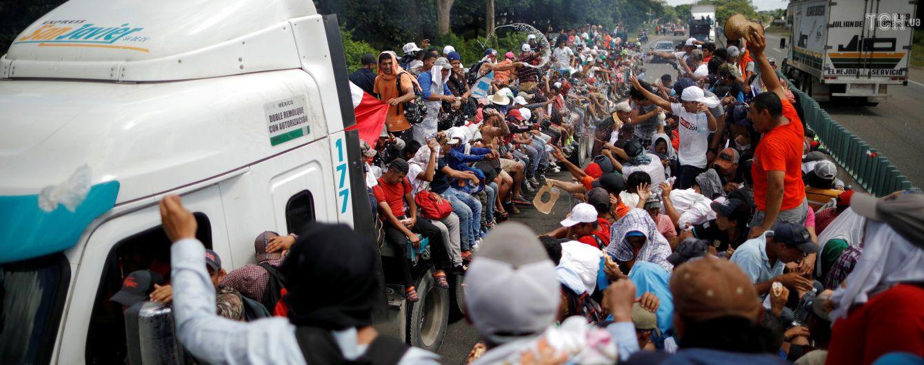 В США правозащитники подали в суд на Трампа из-за указа о мигрантах