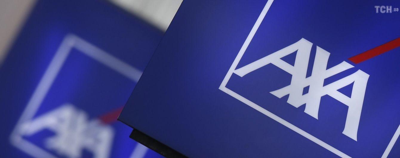 Страховая компания AXA продает весь свой бизнес в Украине