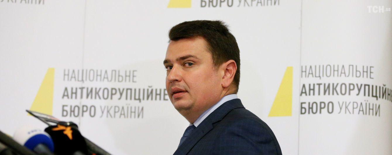 На Сытника завели дело из-за коррупционного скандала с участком в Крыму