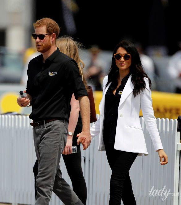 Герцогиня Меган и принц Гарри_21