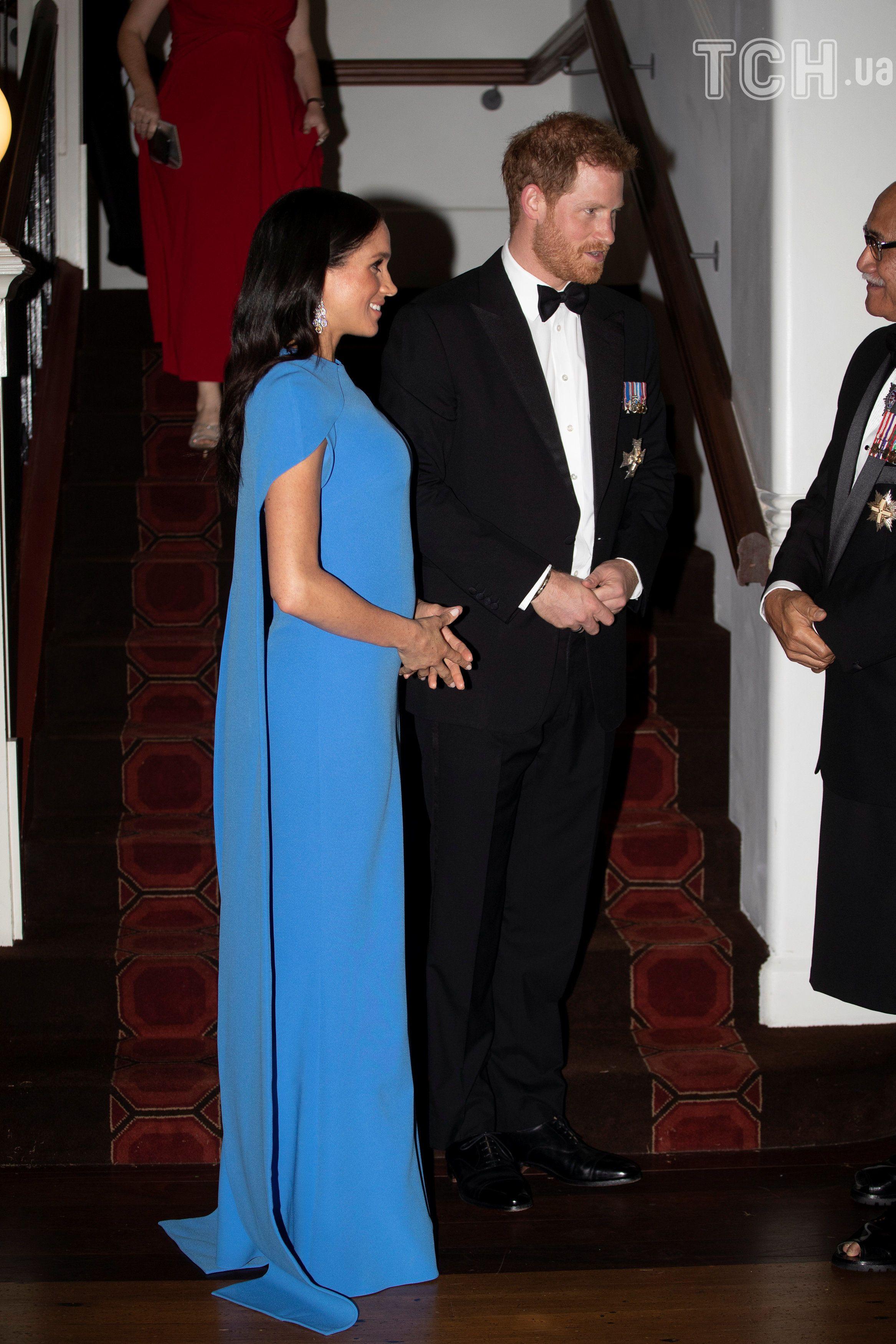 Принц Гаррі та Меган, Фіджі_1