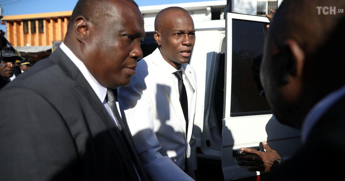 Президент Гаити Жовенель Моиз @ Reuters
