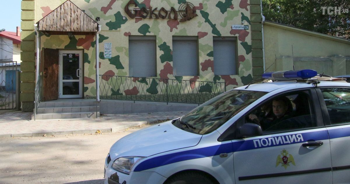 Магазин оружия, где массовый убийца Владислав Росляков купил боеприпасы @ Reuters