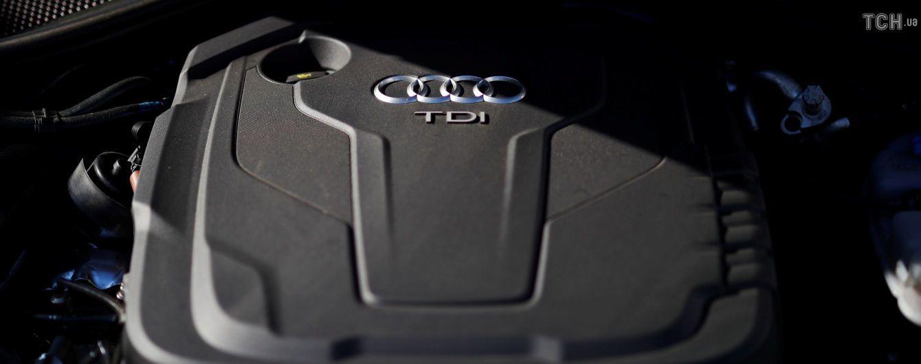 "Audi ""проштрафилась"" на 800 млн евро за махинации с выхлопами"