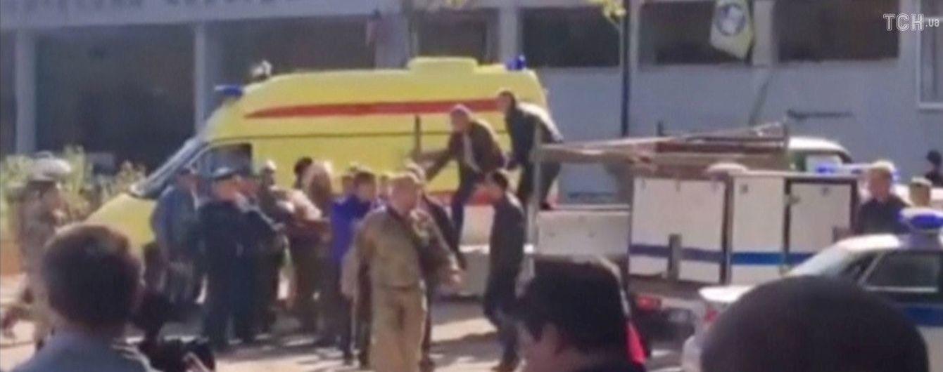 Стало известно, кто устроил взрыв в колледже в Керчи