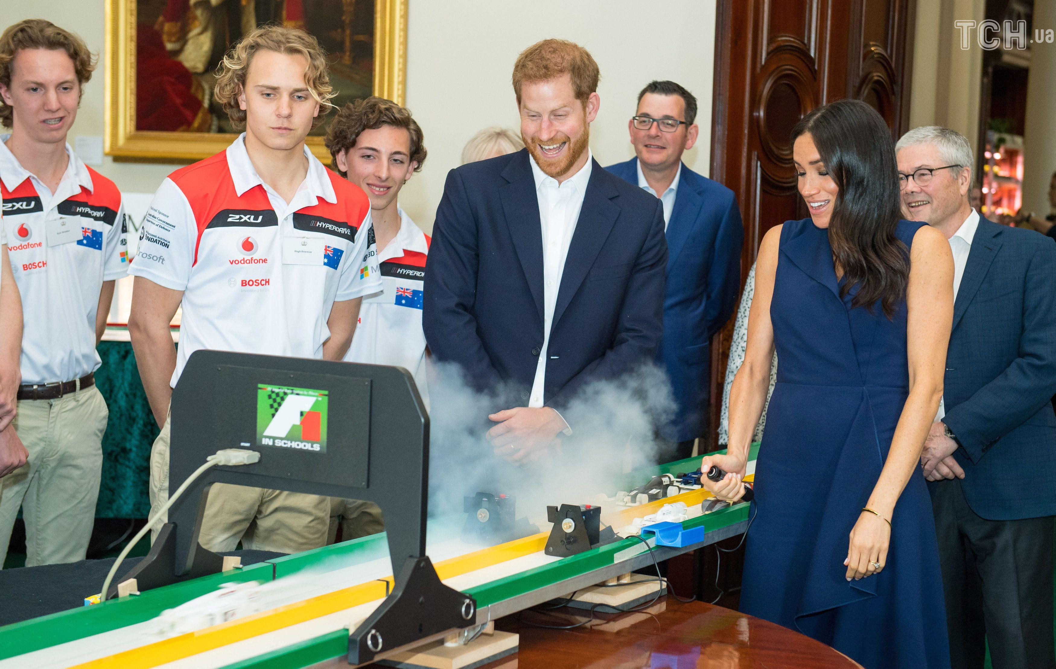 Принц Гаррі та Меган у Мельбурні_2