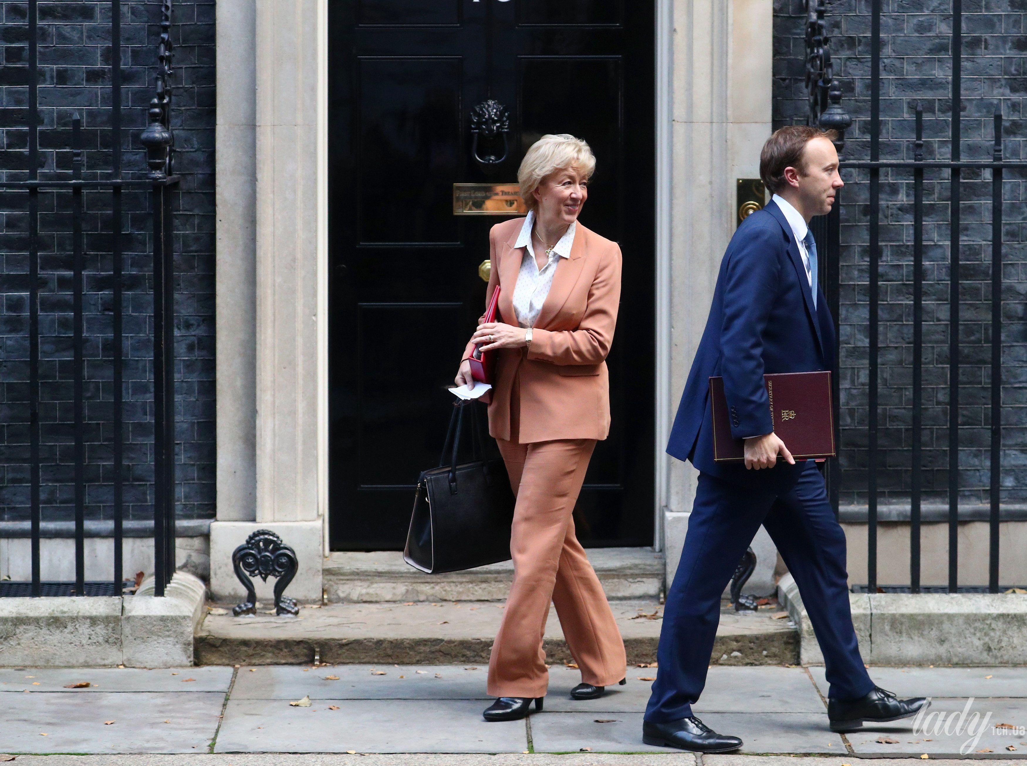 Лидер британской палаты общин Андреа Лидсом_2