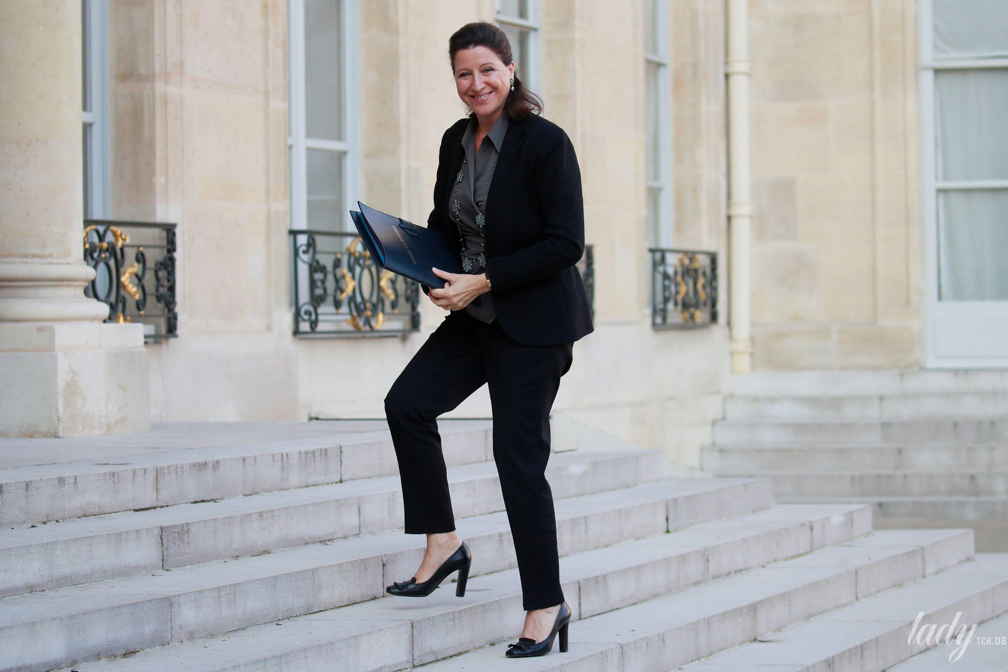 Министра солидарности и здравоохранения Франции