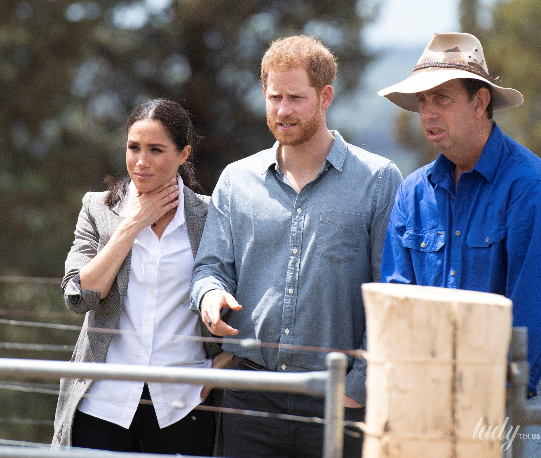 Герцогиня Меган и принц Гарри_16