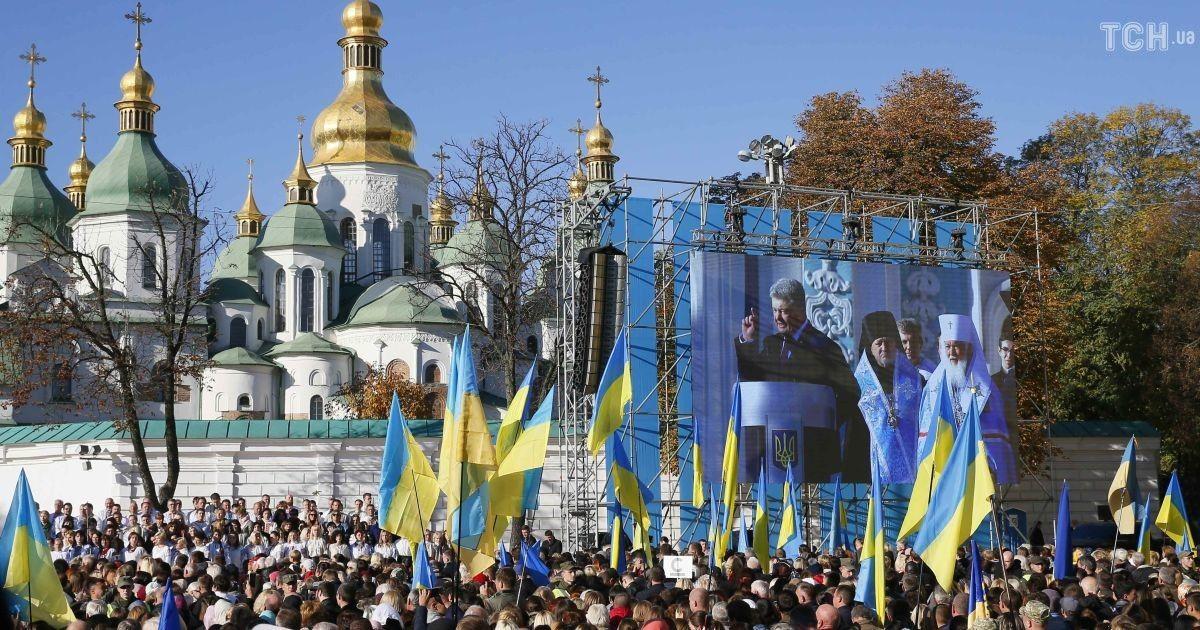 """""""Считанные дни остались"""": Порошенко намекнул на дату объединительного собора"""