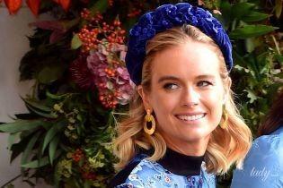 Еще одна бывшая девушка принца Гарри: Крессида Бонас на королевской свадьбе