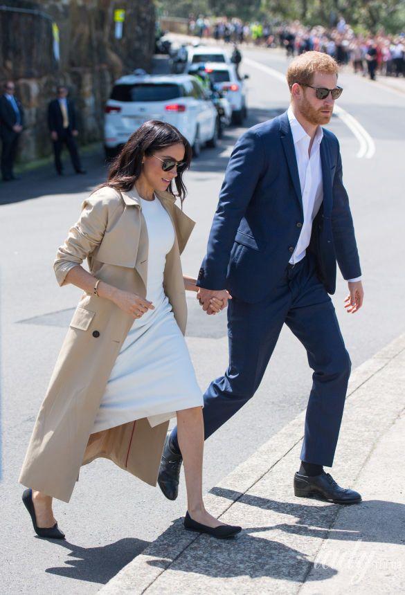 Герцог и герцогиня Сассекские_16
