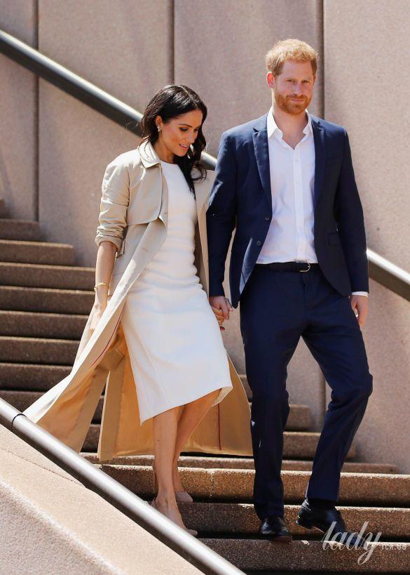 Герцог и герцогиня Сассекские_11