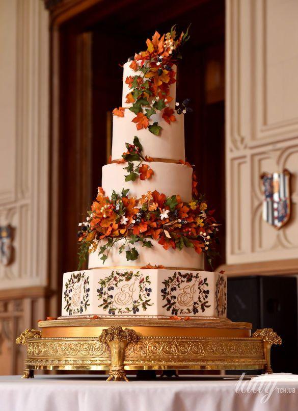 Торт на королевской свадьбе_1