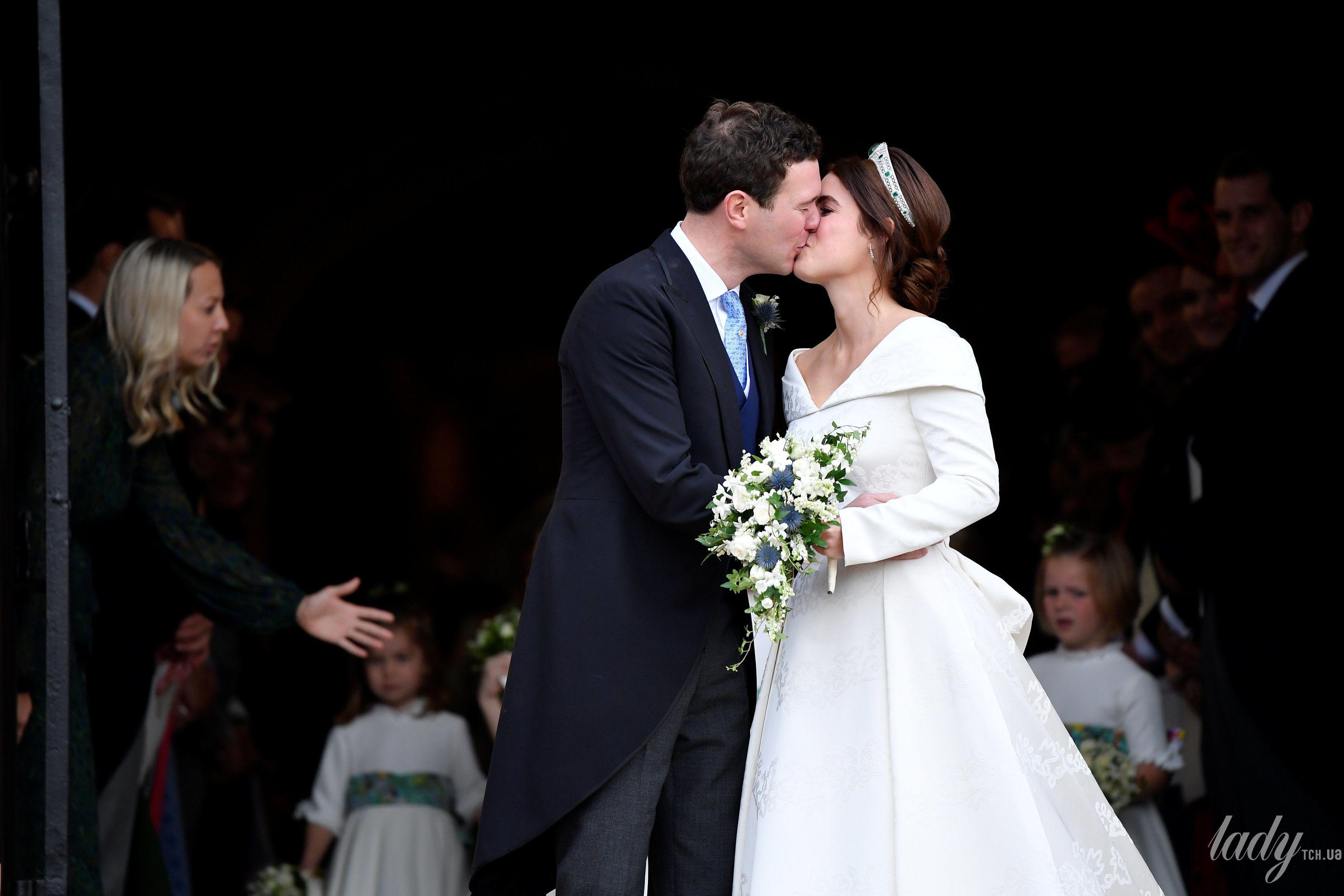 Свадьба принцессы Евгении и Джека Бруксбэнка_1