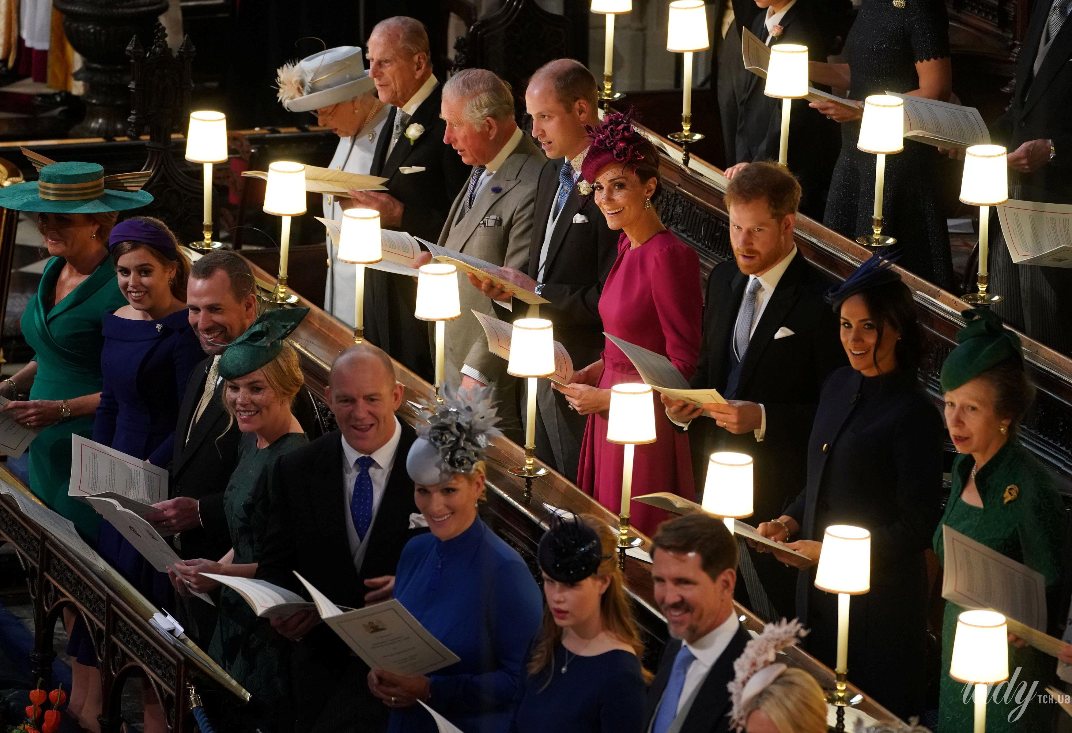 Королева Елизавета II и принц Филипп_6