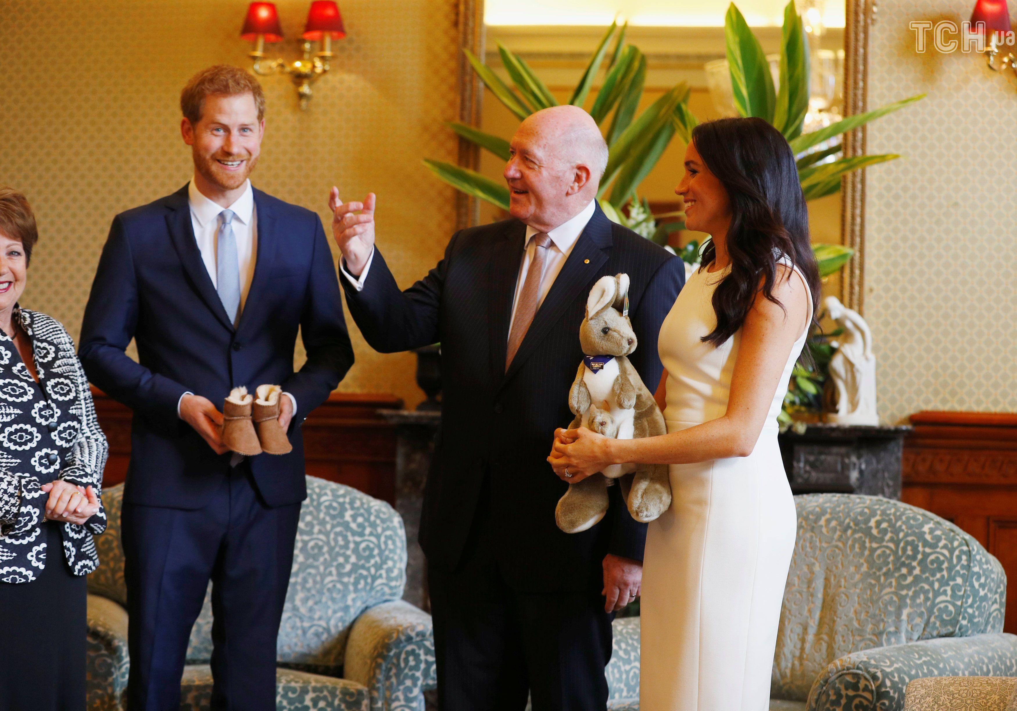 Принц Гаррі та Меган у Австралії_1