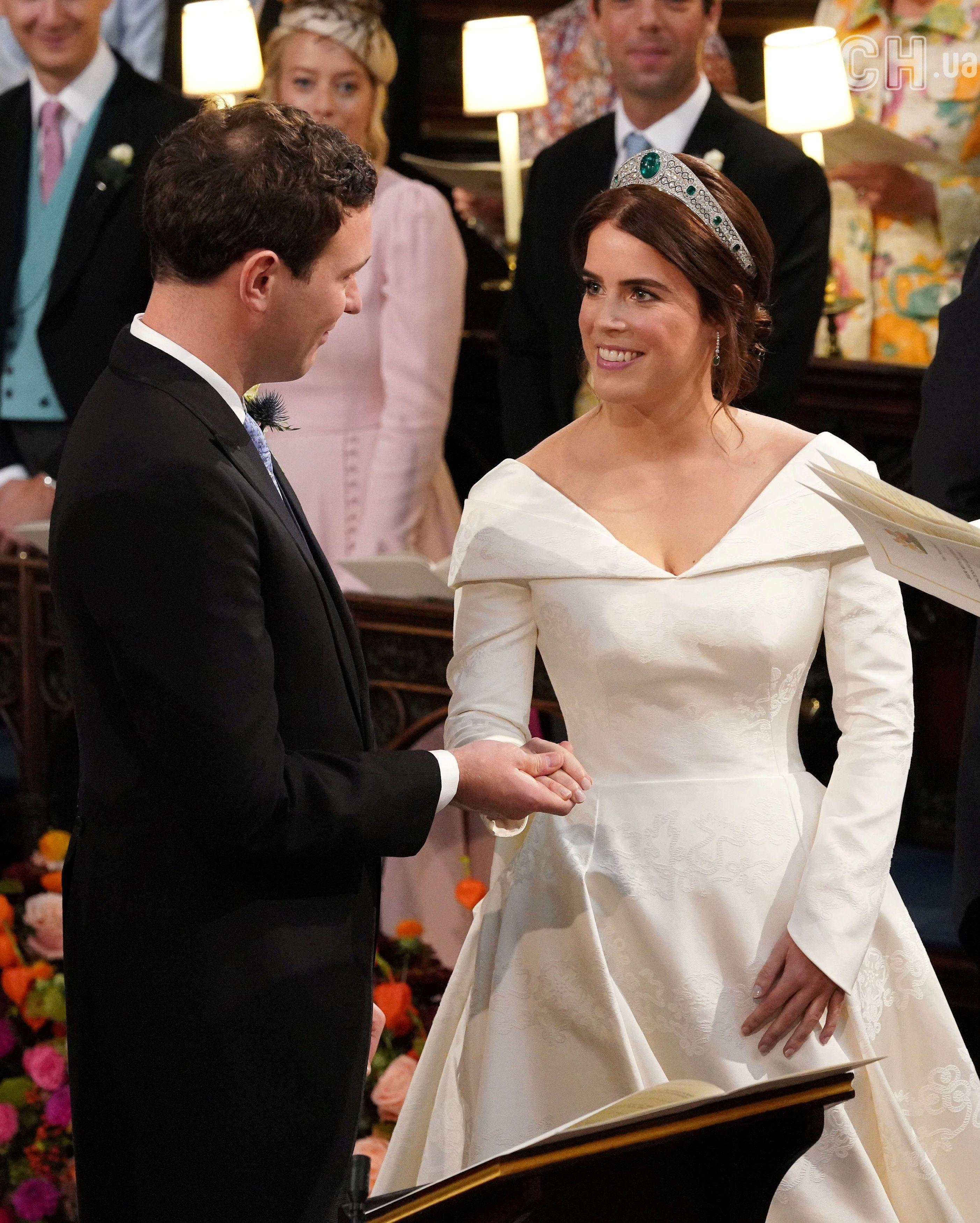 Принцеса Євгенія, весілля_1