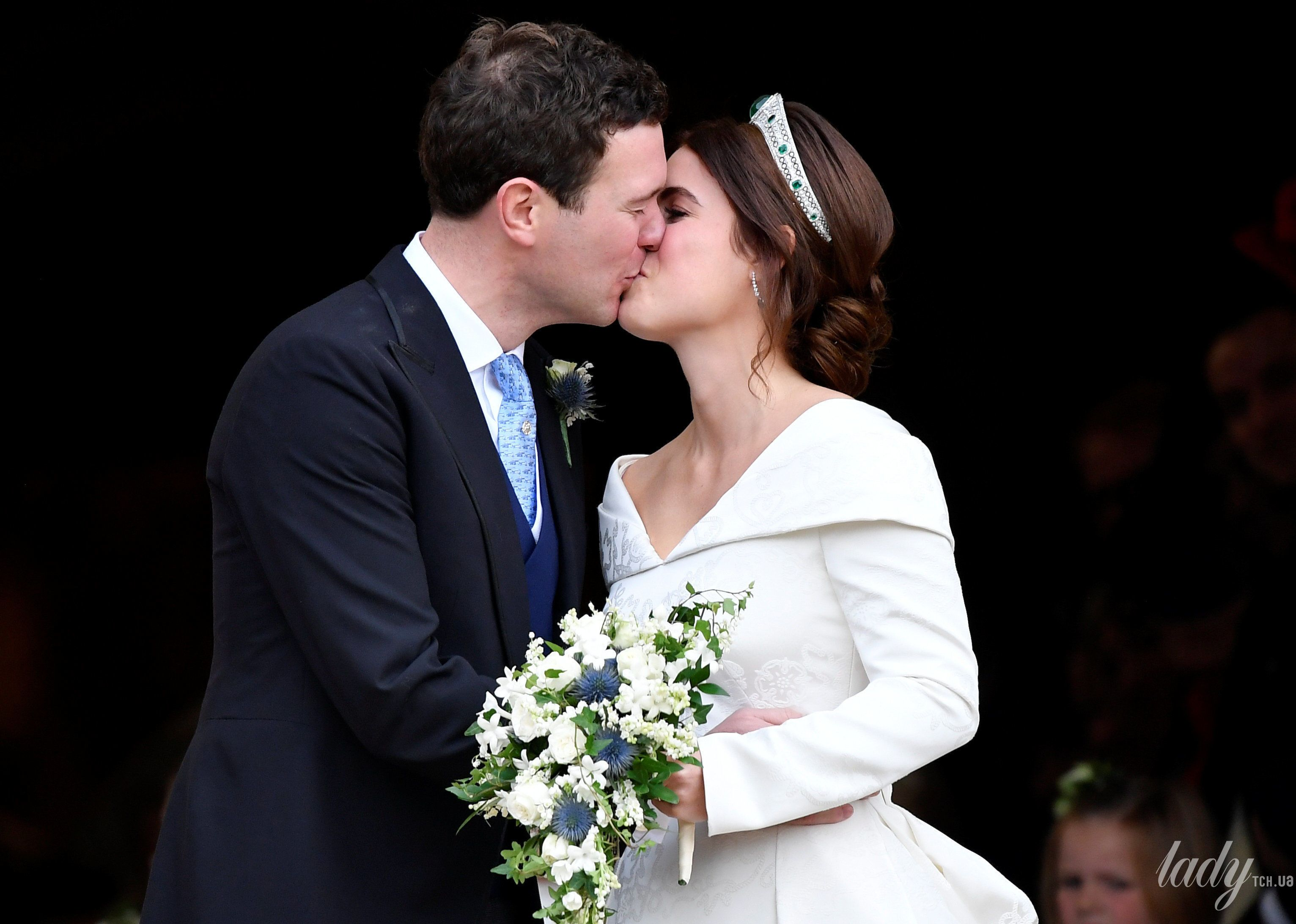 Свадьба принцессы Евгении и Джека Бруксбэнка_3